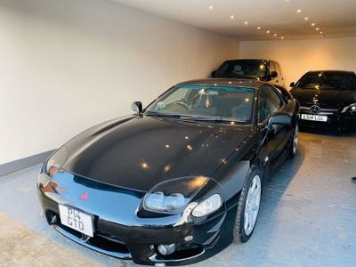 Mitsubishi 3000GT Hatchback 3.0 Coupe 2dr Petrol Manual (289 g/km, 282 bhp)