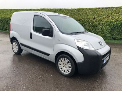 Peugeot Bipper Panel Van 1.3 HDi Professional Panel Van (s/s) 3dr