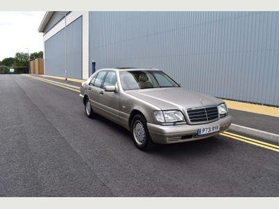 Mercedes-Benz S Class Saloon 3.2 S320 4dr