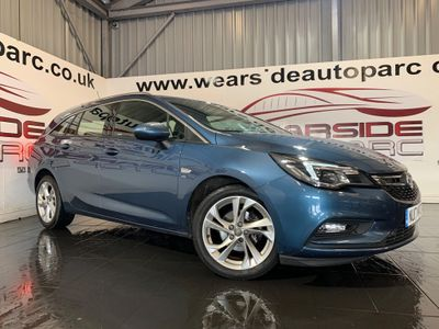 Vauxhall Astra Estate 1.4i Turbo SRi Sports Tourer Auto (s/s) 5dr