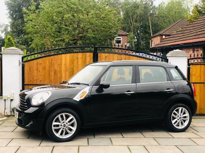 MINI COUNTRYMAN Hatchback 1.6 Cooper (Chili) 5dr