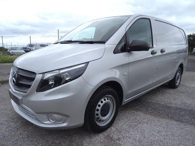 Mercedes-Benz Vito Panel Van 2.1 116 CDi BlueTEC G-Tronic+ RWD L2 EU6 (s/s) 6dr