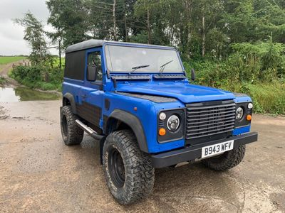 Land Rover Defender 90 SUV 2.5 TDi County 3dr