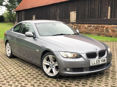 BMW 3 Series Coupe 3.0 325d SE Highline 2dr