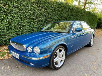 Jaguar XJ Saloon 3.0 Executive 4dr