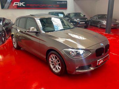 BMW 1 Series Hatchback 2.0 120d BluePerformance SE 5dr