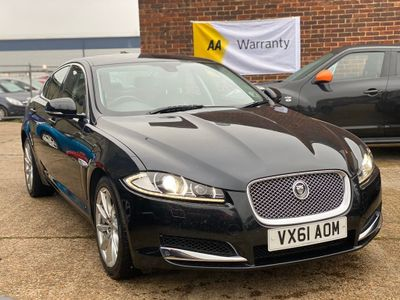 Jaguar XF Saloon PREMIUM LUXURY