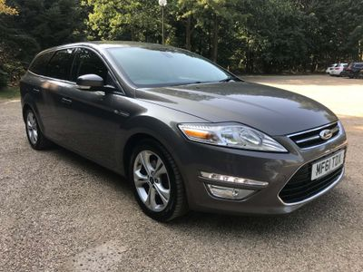 Ford Mondeo Estate 1.6 TD ECO Titanium (s/s) 5dr