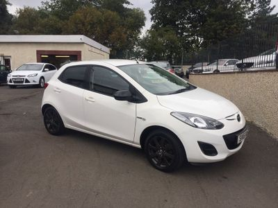 MAZDA MAZDA2 Hatchback 1.3 White Edition 5dr