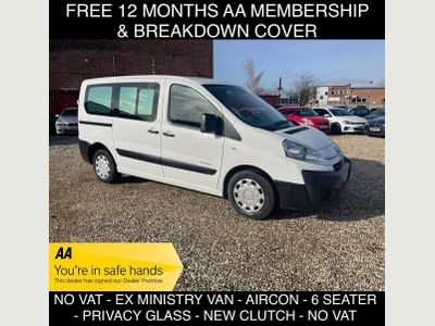 Citroen Dispatch MPV 1.6 HDi L1H1 Combi 5dr (6 seat)