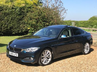 BMW 4 Series Gran Coupe Saloon 3.0 430d Luxury Gran Coupe 5dr