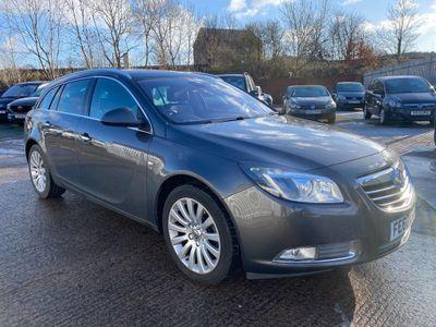 Vauxhall Insignia Estate 1.8 i VVT 16v Elite Nav 5dr