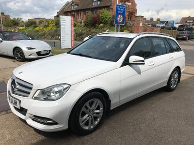 Mercedes-Benz C Class Estate 2.1 C200 CDI SE (Executive) 7G-Tronic Plus 5dr