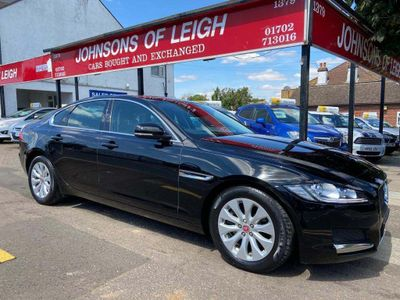 Jaguar XF Saloon 2.0d Portfolio Auto (s/s) 4dr