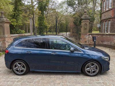 Mercedes-Benz B Class MPV 2.0 B200d AMG Line (Premium) 8G-DCT (s/s) 5dr