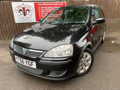 Vauxhall Corsa Hatchback 1.2 i 16v SXi+ 3dr