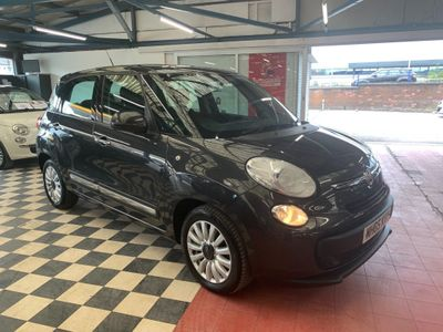 Fiat 500L MPV 1.4 Pop Star 5dr
