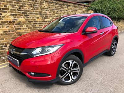 Honda HR-V SUV 1.5 i-VTEC EX (s/s) 5dr
