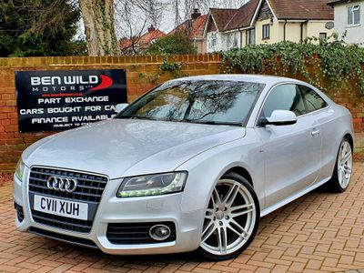 Audi A5 Coupe 1.8 TFSI S line Special Edition 3dr