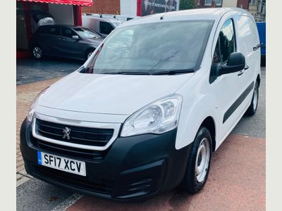 Peugeot Partner Panel Van 1.6 BlueHDi S L1 4dr