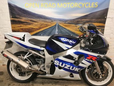 Suzuki GSXR600 Super Sports