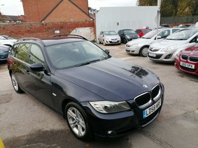 BMW 3 SERIES Estate 2.0 320d ES Touring 5dr