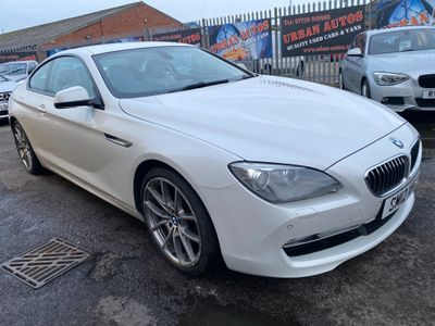 BMW 6 Series Coupe 3.0 640d SE 2dr
