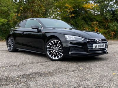Audi A5 Coupe 3.0 TDI V6 S line S Tronic quattro (s/s) 2dr