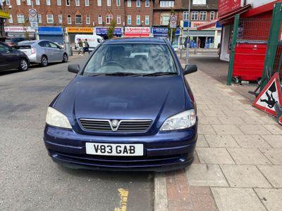 Vauxhall Astra Hatchback 2.0 Di 16v LS 5dr