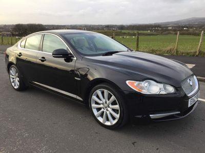 Jaguar XF Saloon 3.0 TD V6 Premium Luxury 4dr