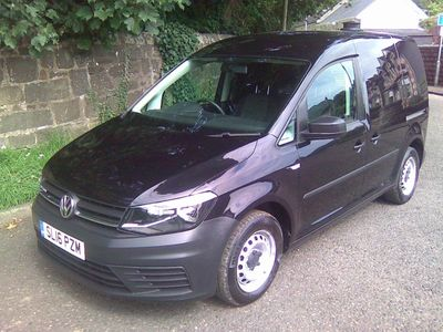 Volkswagen Caddy Panel Van 1.6 TDI BlueMotion C20 Panel Van 4dr