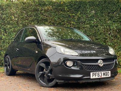 Vauxhall ADAM Hatchback 1.2 16v SLAM 3dr