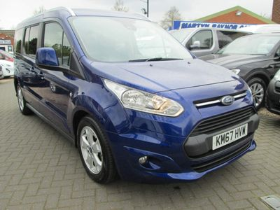 Ford Grand Tourneo Connect MPV 1.5 TDCi Titanium (s/s) 5dr