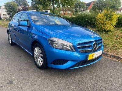 Mercedes-Benz A Class Hatchback 1.6 A180 BlueEFFICIENCY SE 7G-DCT 5dr