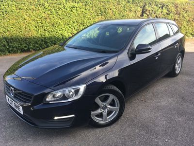 Volvo V60 Estate 2.0 D4 Business Edition (s/s) 5dr