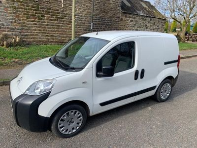 Citroen Nemo Panel Van 1.3 HDi 16v 660 Enterprise Special Edition Panel Van 3dr