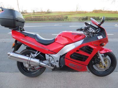 Suzuki RF600 Sports Tourer 600 RT