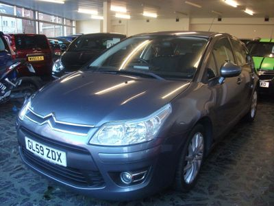 Citroen C4 Hatchback 1.6 HDi 16v Exclusive 5dr
