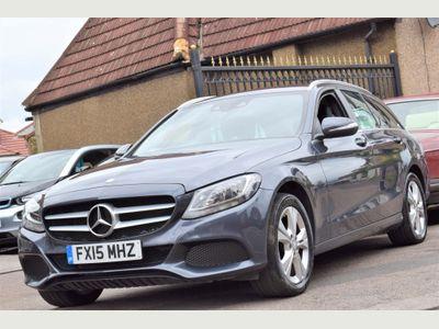 Mercedes-Benz C Class Estate 2.0 C200 SE 7G-Tronic+ (s/s) 5dr