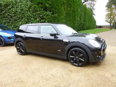 MINI Clubman Estate 2.0 Cooper SD Auto ALL4 (s/s) 6dr