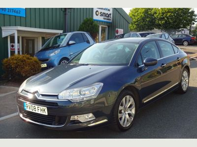Citroen C5 Saloon 2.7 HDi V6 Exclusive 4dr