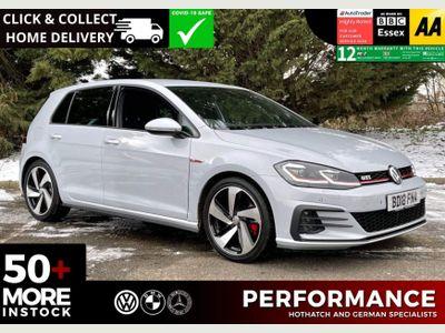 Volkswagen Golf Hatchback 2.0 TSI GTI DSG (s/s) 5dr