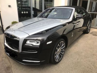 Rolls-Royce Dawn Convertible 6.6 V12 Auto 2dr (4 seat)