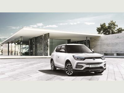 SsangYong Tivoli SUV 1.6D Ultimate 5dr