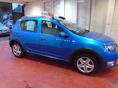 Dacia Sandero Stepway Hatchback 0.9 Laureate 5dr