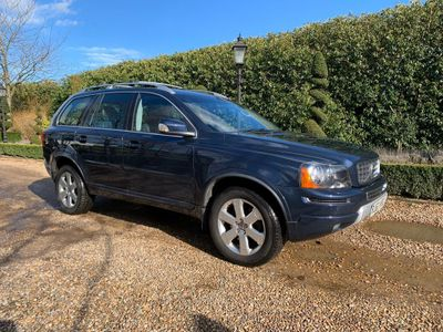 Volvo XC90 SUV 2.4 D5 SE Nav Geartronic AWD 5dr