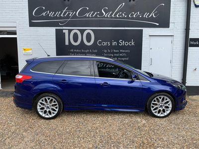 Ford Focus Estate 1.6 TDCi Zetec S 5dr