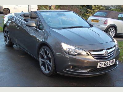 Vauxhall Cascada Convertible 2.0 CDTi Elite (s/s) 2dr