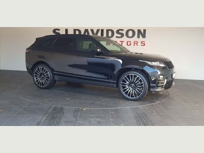 Land Rover Range Rover Velar SUV 2.0 D180 R-Dynamic Auto 4WD (s/s) 5dr