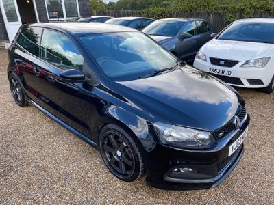 Volkswagen Polo Hatchback 1.2 R Line Style 3dr (a/c)